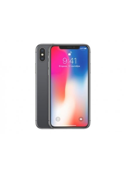 iPhone X  64GB Gris sidéral