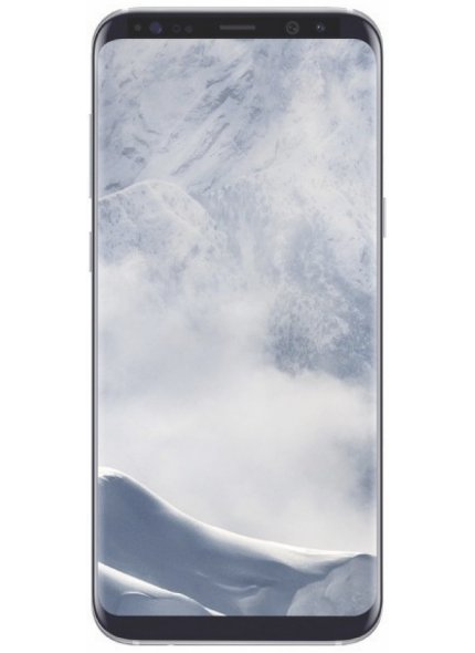 Galaxy S8 Plus 64GB Argent